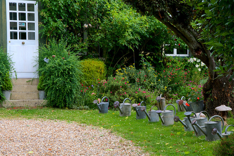 Giverny Watering Cans