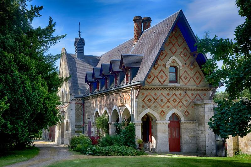 Bishops Home, Jumieges