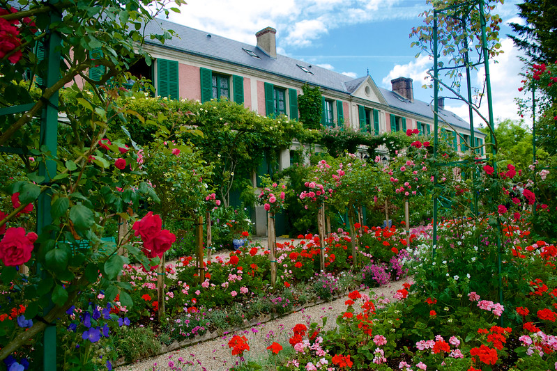 Claude Monet's Giverny Chateau