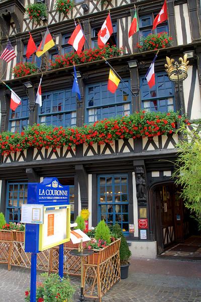 La Couronne, Rouen