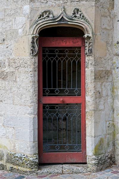 Jumieges Door