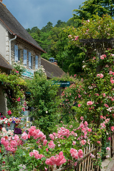 Giverny Flower Shop