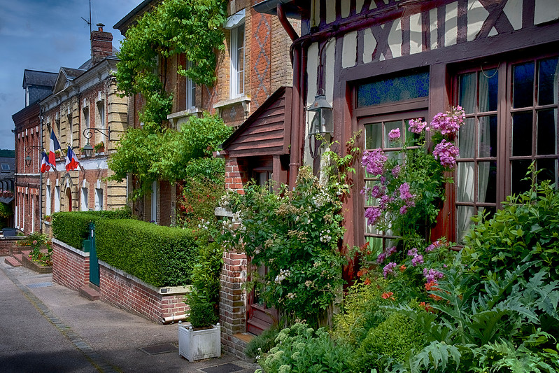 Jumieges Village Homes