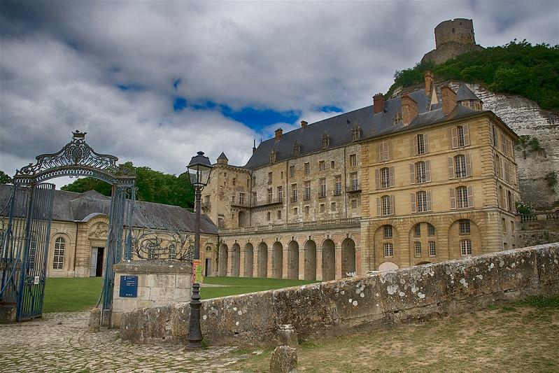Chateau de la Roche-Guyon (c. 12th century)