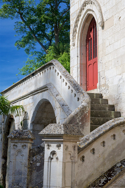 Jumieges Abbey Stairwell