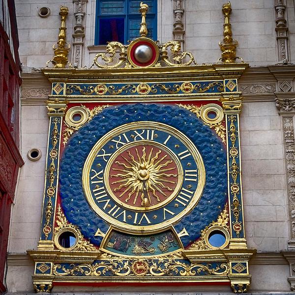 Gros Horloge, Rouen (c.1389)