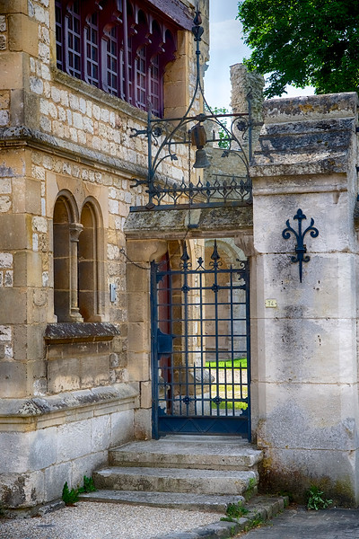 Jumieges Entry Gate
