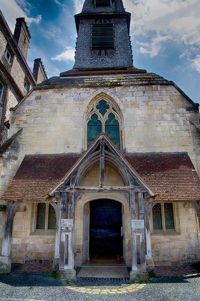 Old Church, Honfleur
