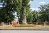 Memorial Statue to Karel Havlicek Bordvsky in Kutna Hora, Czech Republic.