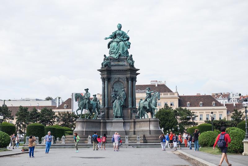 UNESCO site in Vienna's Historic Center.
