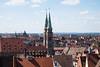 from Nuremberg Castle.