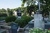 Graveyard outside the Sedlec Ossuary, aka, the Church of Bones in Kutna Hora, Czech Republic.
