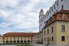 Additional grounds adjacent the Bratislava Castle, Slovakia.