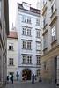 Mozart's home in Vienna.