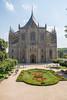 Saint Barbara's Church in Kutna Hora, Czech Republic.