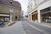 Street in Krems.