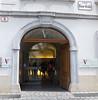 Mozart's home in Vienna., Austria.