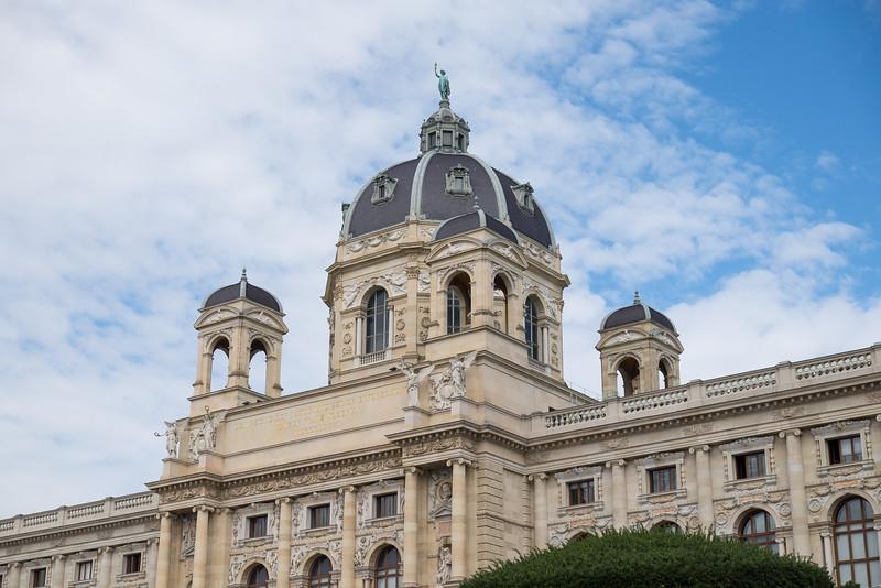 Architectural details of Vienna's Historic Center.