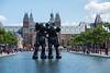 Rijksmuseum, Museum Square, Amsterdam