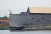 Full size Noah's Ark built by Dutchman Johan Huibers in Dordrecht, Netherlands.