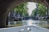 Seven Bridges in the Amsterdam Waterway.