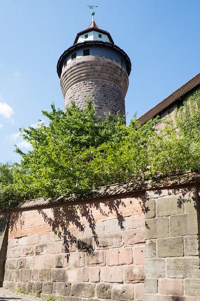 Nuremberg Castle Grounds