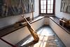 Inside Marksburg Castle.