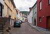 Street in Miltenberg, Germany.