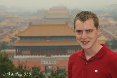 Rob and the Forbidden City - Beijing, China ... May 31, 2014 ... Photo by Emily Page