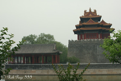 Walking around the northeast corner of the Forbidden City - Beijing, China ... May 31, 2014 ... Photo by Rob Page III