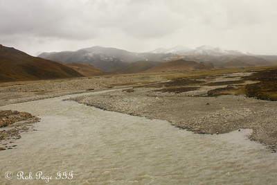 Driving through the moraines - Qomolangma National Nature Preserve, Tibet, China ... May 26, 2014 ... Photo by Rob Page III