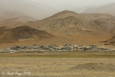 A small town on the road to the Nepal border - New Tingri, Tibet, China ... May 27, 2014 ... Photo by Rob Page III