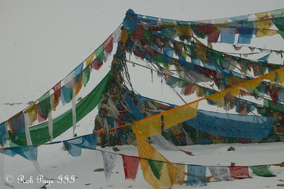 Prayer flags - Tibet, China ... May 27, 2014 ... Photo by Rob Page III