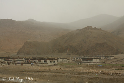 A small town and a ruined village - Tibet, China ... May 27, 2014 ... Photo by Rob Page III