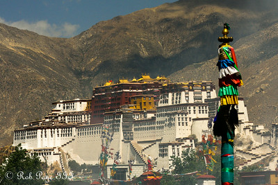 The Potala Palace from the Jokhang Temple - Lhasa, Tibet, China ... May 21, 2014 ... Photo by Rob Page III