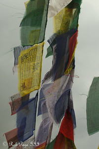 Prayer flags at Bodhnath - Kathmandu, Nepal ... May 29, 2014 ... Photo by Rob Page III