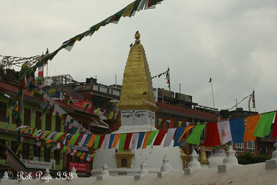 At Bodhnath - Kathmandu, Nepal ... May 29, 2014 ... Photo by Rob Page III