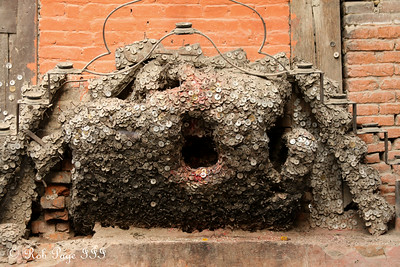 Offerings to the toothache god - Kathmandu, Nepal ... May 28, 2014 ... Photo by Rob Page III