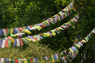 Prayer flags from Swayambhunath, the monkey temple - Kathmandu, Nepal ... May 29, 2014 ... Photo by Rob Page III