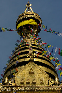 Swayambhunath, the monkey temple - Kathmandu, Nepal ... May 29, 2014 ... Photo by Rob Page III