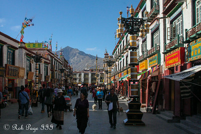 The Barkhor Kora - Lhasa, Tibet, China ... May 20, 2014 ... Photo by Rob Page III