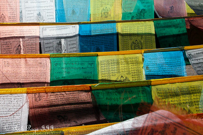Tibetan prayer flags - Lhasa, Tibet, China ... May 20, 2014 ... Photo by Rob Page III