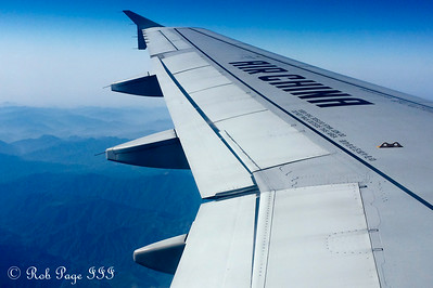 Flying from Beijing to Tibet - China ... May 20, 2014 ... Photo by Rob Page III