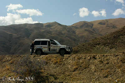 Our ride - Kang Gasaba, Tibet, China ... May 23, 2014 ... Photo by Rob Page III