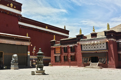 The Sakya Monastery - Shigatse, Tibet, China ... May 25, 2014 ... Photo by Rob Page III