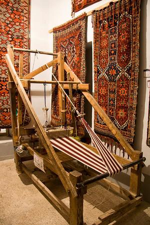 A weaving loom