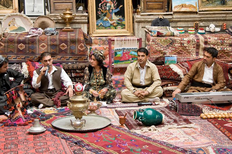 Kurdish music group