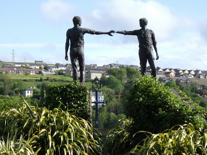 Reaching Out - Derry