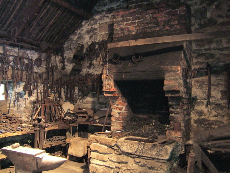 The Blacksmith's Cottage - Ulster Park Museum