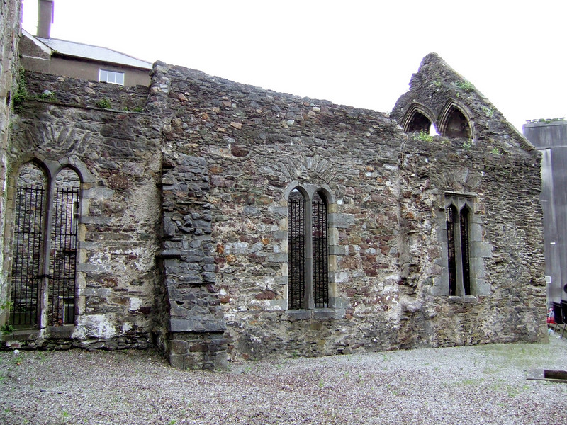 More Church Ruins in Waterford